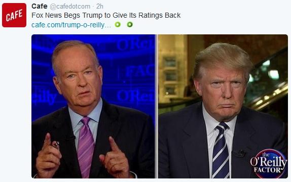 Trump-Fox